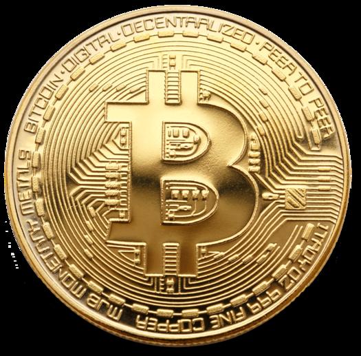Bitcoin png Mit Transparentem