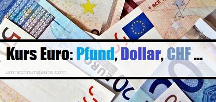 Umrechner Euro Australische Dollar